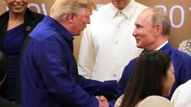 Pertemuan dengan Putin dan Hujan Kritik untuk Trump