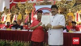 Mengenal Pasangan Dosen yang Diusung PDIP di Pilgub Bali 2018