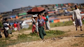 Bangladesh Tampung Lebih dari Sejuta Pengungsi Rohingya