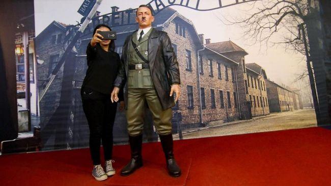 Cerita 'Hitler' Terusir dari Yogyakarta