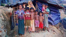 Aktivis: Tentara Myanmar Bantai Etnis Rohingya Secara Brutal