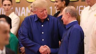 Trump Tawarkan Bantuan Alat Medis ke Rusia untuk Lawan Corona
