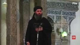 VIDEO: Pemimpin ISIS al-Baghdadi Sembunyi di Suriah