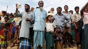 Myanmar Sepakat Rampungkan Pemulangan Rohingya dalam 2 Tahun