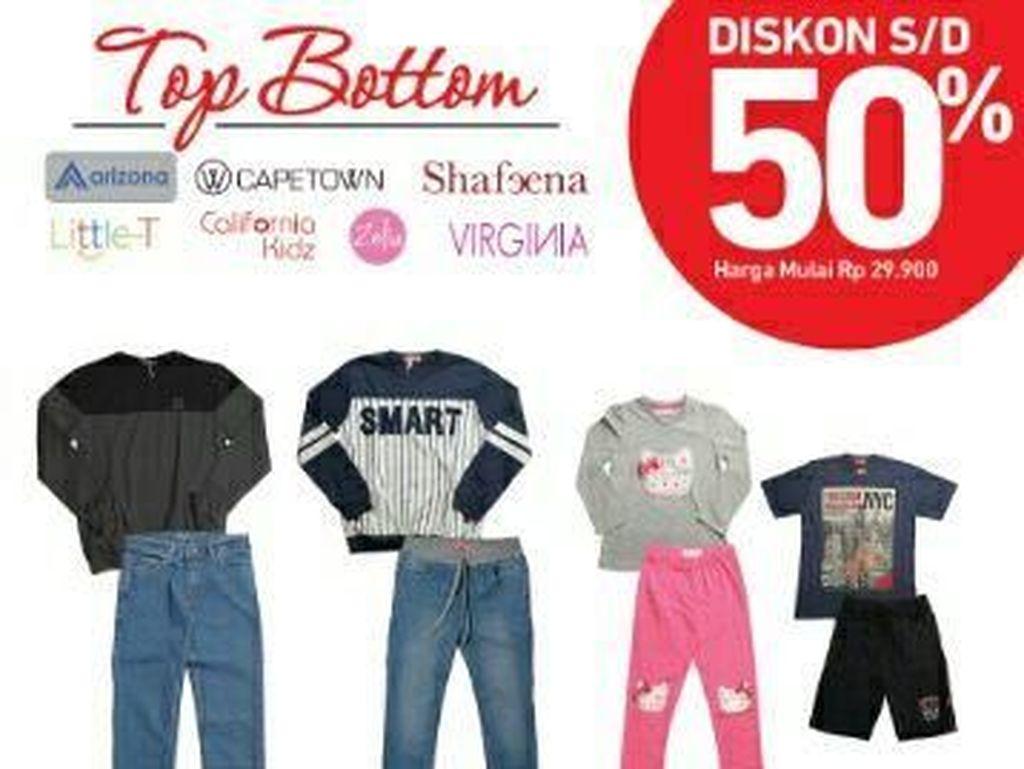 Tampil Memikat di Pesta Diskon Fashion Transmart Carrefour