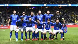 Kalah dari Swedia, Italia Permasalahkan Wasit