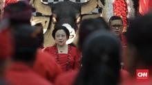 Megawati Minta Kader PDIP Lakukan Politik Gotong Royong