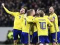 Swedia, Penakluk Italia di Fase Kualifikasi