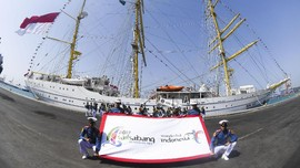 Delapan Kapal Beroperasi Selama Sail Sabang 2017