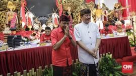 Quick Count SMRC, Wayan Koster-Tjokorda Unggul di Bali