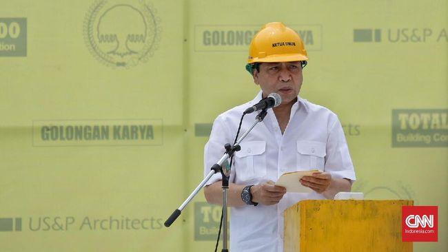 Setya Novanto: Hormati MK, Saya Sedang Uji Materi