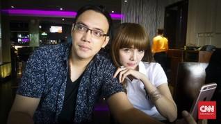 Sandy Tumiwa Tak Gusar Calon Istrinya Masuk Katalog Alexis