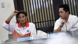 Bamsoet Sebut Pelukan Erick Thohir dan Sandiaga Menyejukkan