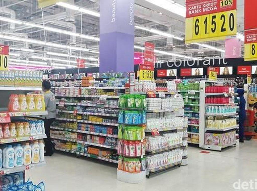 Serba Promo Produk Perawatan Tubuh dari Transmart Carrefour
