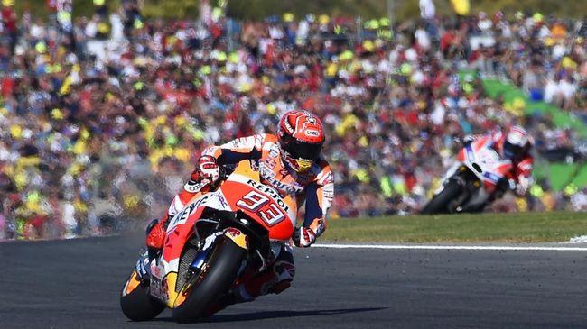 Marc Marquez Juara Dunia MotoGP 2017