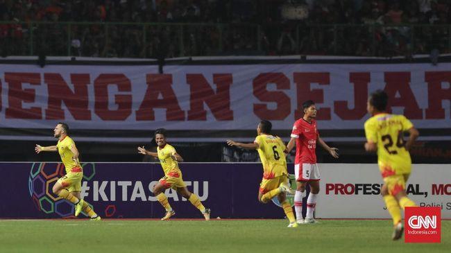 Juara Liga 1, Bhayangkara FC Berencana Tur ke China