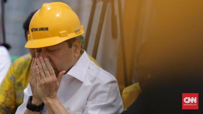 Setnov Belum Dipastikan Pimpin Paripurna DPR