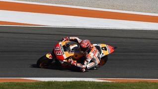 Marquez Tercepat di Tes Valencia, Murid Rossi Jalani Debut