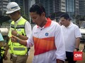 Sandiaga: Tak Ada Tanggal Merah, 'All Out' Kejar Asian Games