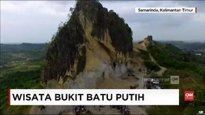 VIDEO: Menikmati Matahari Terbenam di Bukit Batu Putih