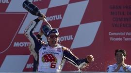 Marquez Masih Rahasiakan Masa Depan di MotoGP