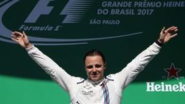 Felipe Massa Umumkan Pensiun dari F1 Usai GP Brasil