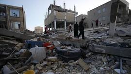Gempa Iran-Irak Telan 348 Nyawa, KBRI Imbau WNI Waspada