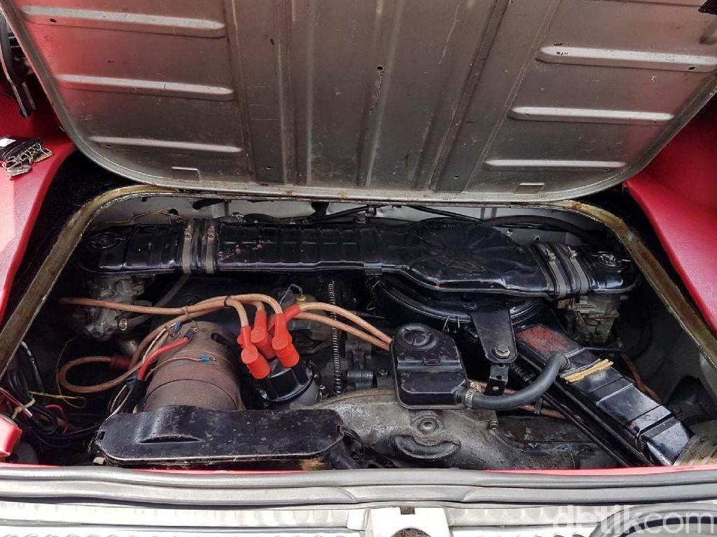 Mesin Volkswagen Karmann Ghia Type 34.