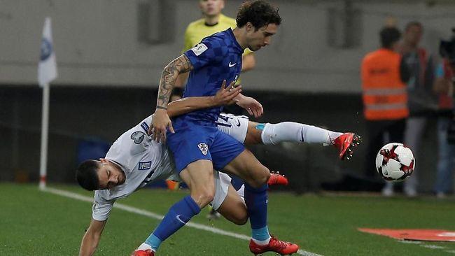 Sejak Merdeka Kroasia Eksis di Piala Dunia