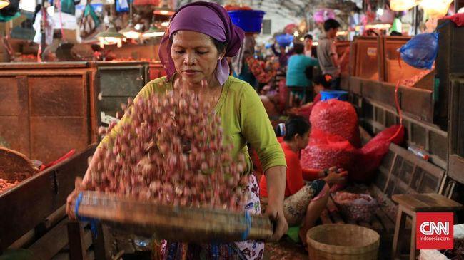 Harga Bawang Merah Naik Dua Kali Lipat di Sejumlah Wilayah