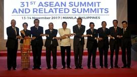 KTT ASEAN Hindari Kata Rohingya dalam Pernyataan Bersama