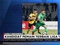 VIDEO: Kandidat Pemain Terbaik Liga 1 2017