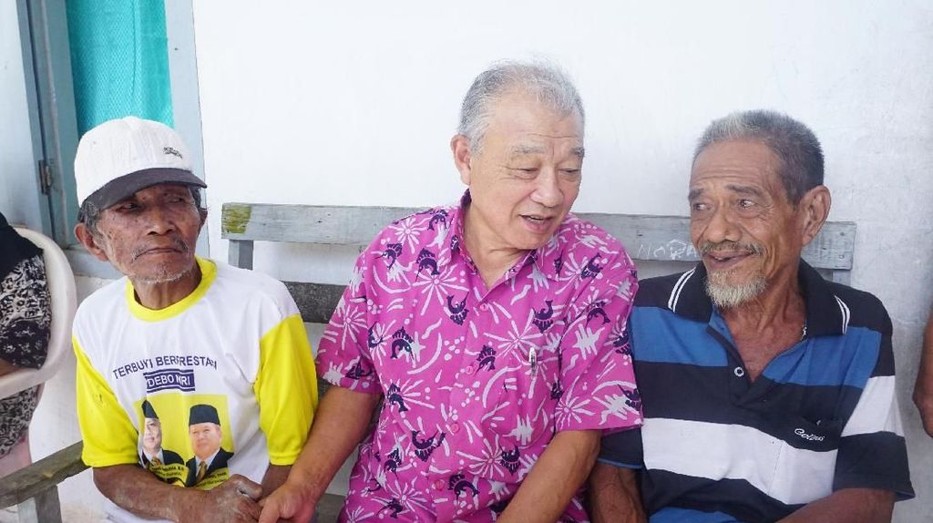 Ramahnya Duta WHO untuk Eliminasi Kusta Saat Kunjungi Gorontalo