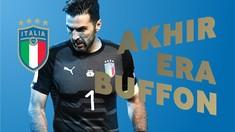 Akhir Era Kejayaan Gianluigi Buffon