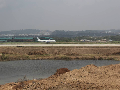 Pengerjaan Apron Bandara Semarang Sudah 100 Persen