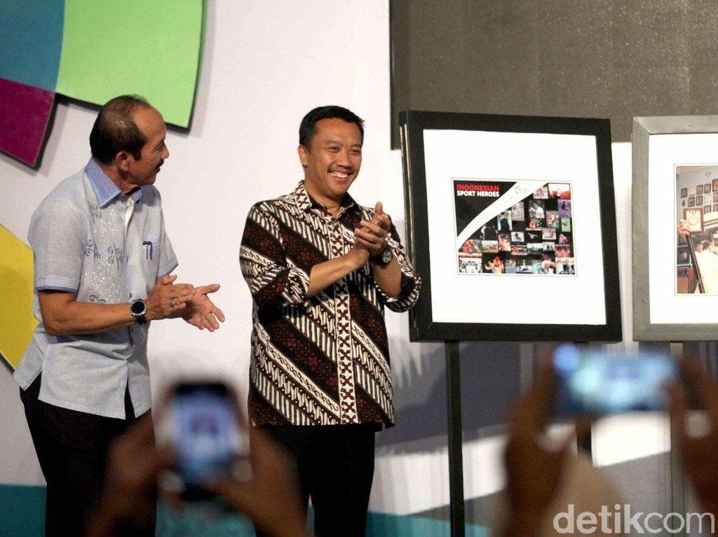 Pameran untuk menyambut Asian Games 2018 berlangsung di Jakarta-Palembang, 18 Agustus - 2 September mendatang.