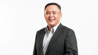 Joy Wahjudi Resmi jadi Bos Indosat