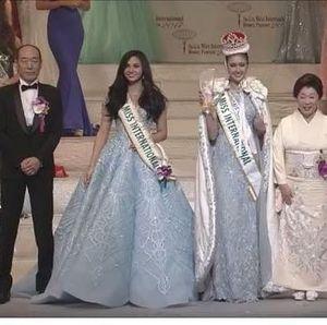 kevin lilliana dari indonesia jadi juara miss international 2017