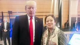 Usai Bertemu Trump, Puan Angkat ASEAN Declaration