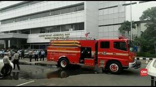VIDEO: Gedung DPR Terbakar