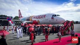 Brand Indonesia Jadi Inspirasi AirAsia Rayakan 50 Tahun ASEAN
