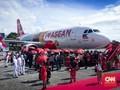 Target Pendapatan AirAsia Meleset Akibat Erupsi Gunung Agung