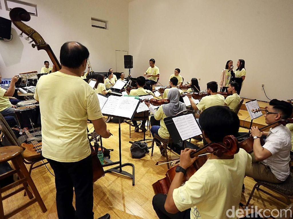 Pementasan drama musikal Suara Hati tersebut akan didukung oleh Galeri Indonesia Kaya.
