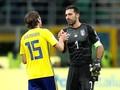 Dunia Menangis Lihat Buffon Gagal ke Piala Dunia 2018