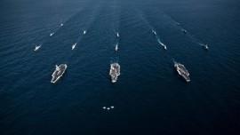 Korut: Latihan Gabungan AS-Korsel Picu Perang Nuklir