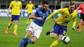 Kutukan Swedia untuk Timnas Italia di Piala Dunia