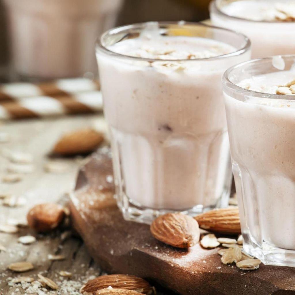 Menambahkan Kacang Almond dalam Sarapan Pagi, Ini Manfaatnya