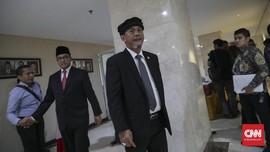 DPRD DKI Tolak Teken Laporan 'Janggal' Keuangan Anies
