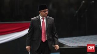 Ditentang PDIP, Anies Ingin Bela Wong Cilik Bersepeda Motor