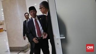Ichwan Zayadi Dilantik Gantikan Lulung Pimpin DPRD DKI